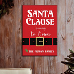 Christmas Signs & Wall Art