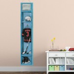 Personalized Hockey Locker Room Growth Chart
