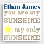 Personalized Kids Canvas Sign - Sunshine