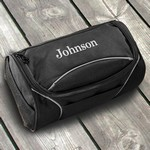 Personalized Hanging Men's Toiletry Travel Kit
