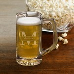 Personalized Monogrammed 12 oz. Sports Mug