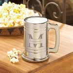 Personalized Monogrammed Metallic Mug