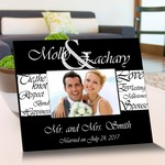 Personalized Everlasting Love Picture Frame