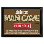 Personalized Man Cave