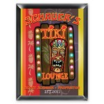 Personalized Tiki Lounge Pub Sign
