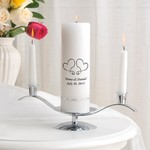Personalized Premier Unity Candle Set