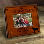 Personalized Cabin Series Picture Frame (Available in 9 Designs)