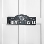 Personalized Windsor Kid's Room Sign