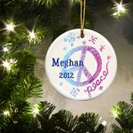 Personalized Kid's Kristmas Ornament