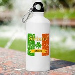 Personalized Irish Water Bottle