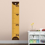 Personalized Measure Him Height Chart