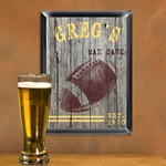 Traditional Personalized Pub Signs