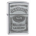 Personalized Zippo Jack Daniels Emblem Lighter