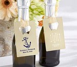 Personalized Gold Credit Card Bottle Opener
