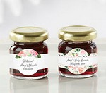 Personalized Strawberry Jam - Baby Brunch (Set of 12)