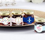 Personalized Strawberry Jam (Set of 12) - Birthday