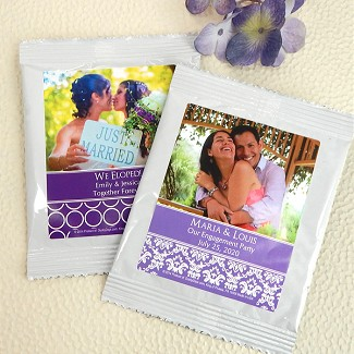 Personalized Photo Margarita Favors