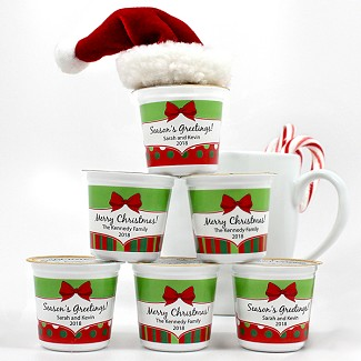 Personalized Holiday K-Cup Coffee