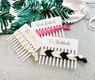 Personalized Combs