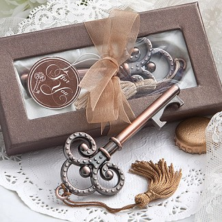 Vintage Skeleton Key Bottle Opener
