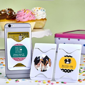 Personalized Expressions Phone Wallet Party Favors