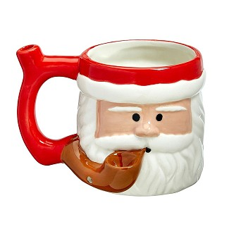 Santa Roast & Toast Coffee Mug