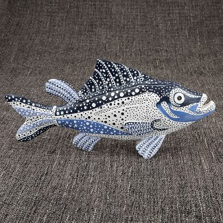 Sea Fish Figurine - Decorative Standing Object