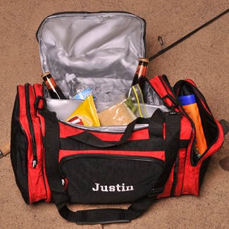 Personalized 2-in-1 Cooler Duffel Bag