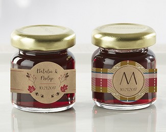 Personalized Strawberry Jam - Fall (Set of 12)